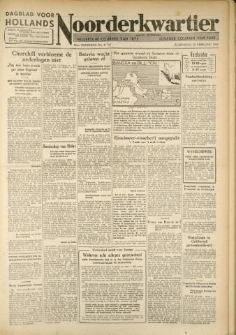 Heldersche Courant 1942-02-25