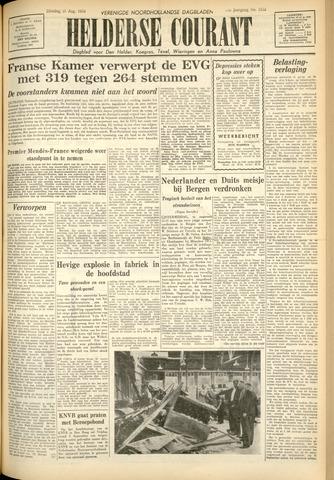 Heldersche Courant 1954-08-31