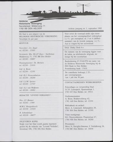Levend Verleden 1995-09-01