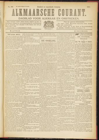 Alkmaarsche Courant 1917-12-31