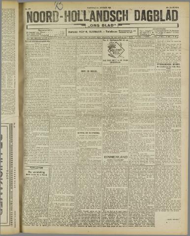 Ons Blad : katholiek nieuwsblad voor N-H 1922-01-21