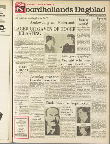 Noordhollands Dagblad : dagblad voor Alkmaar en omgeving 1964-04-04