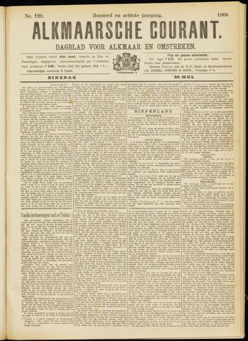 Alkmaarsche Courant 1906-05-22