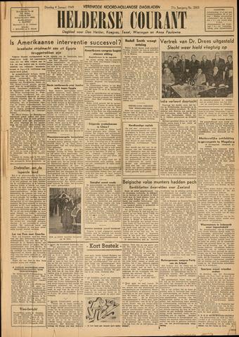 Heldersche Courant 1949-01-04