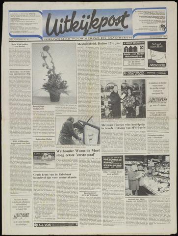 Uitkijkpost : nieuwsblad voor Heiloo e.o. 1993-12-22