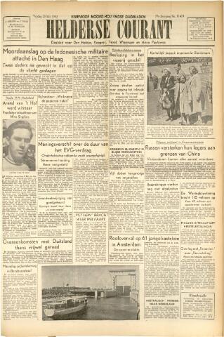 Heldersche Courant 1952-05-23