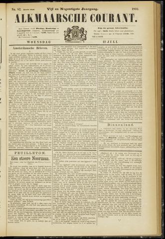 Alkmaarsche Courant 1893-07-12