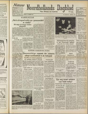 Nieuw Noordhollandsch Dagblad : voor Alkmaar en omgeving 1947-12-23