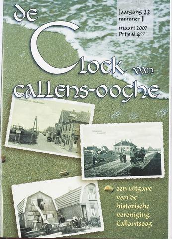 De Clock van Callens-Ooghe 2007