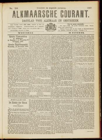 Alkmaarsche Courant 1907-10-16