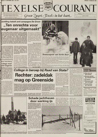 Texelsche Courant 1996-02-13