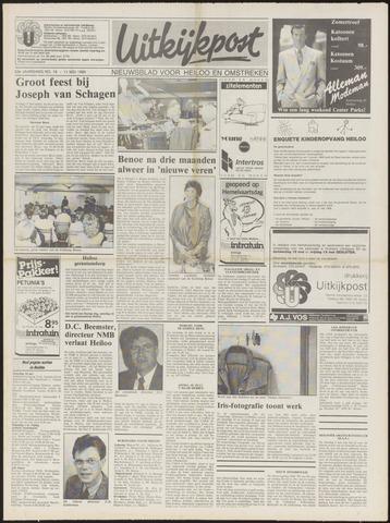 Uitkijkpost : nieuwsblad voor Heiloo e.o. 1988-05-11
