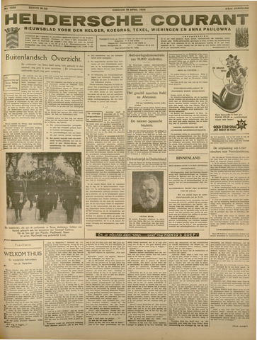 Heldersche Courant 1935-04-16