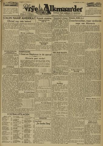 De Vrije Alkmaarder 1946-10-21