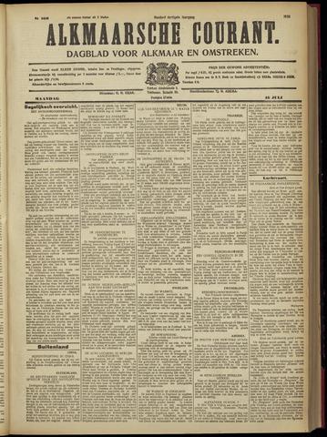 Alkmaarsche Courant 1928-07-16