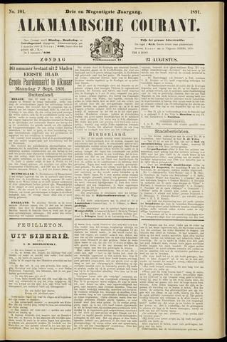 Alkmaarsche Courant 1891-08-23