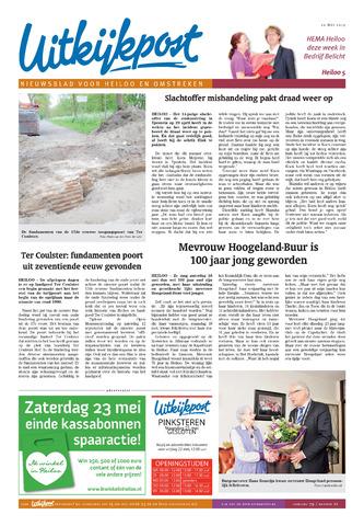 Uitkijkpost : nieuwsblad voor Heiloo e.o. 2015-05-20
