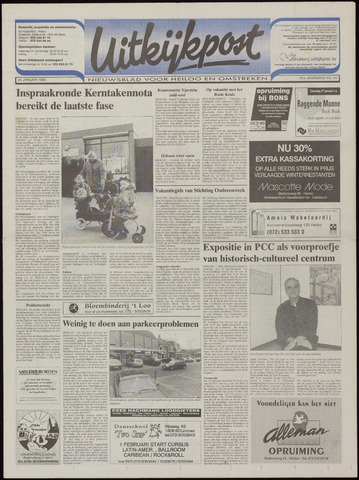Uitkijkpost : nieuwsblad voor Heiloo e.o. 1996-01-24