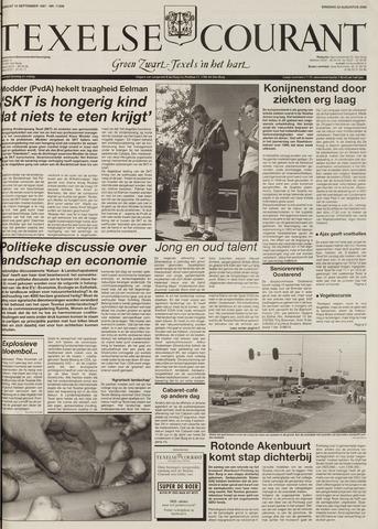 Texelsche Courant 2000-08-22