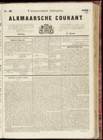Alkmaarsche Courant 1862-03-23