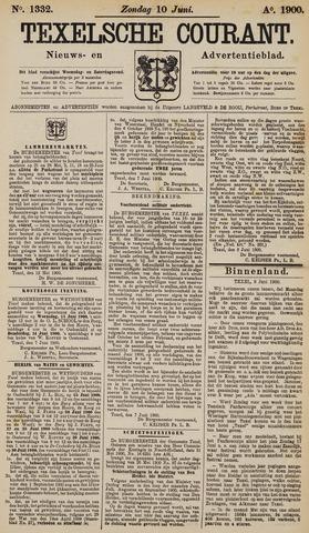 Texelsche Courant 1900-06-10