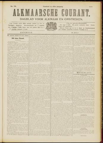 Alkmaarsche Courant 1909-07-31