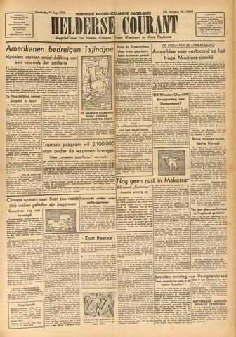 Heldersche Courant 1950-08-10