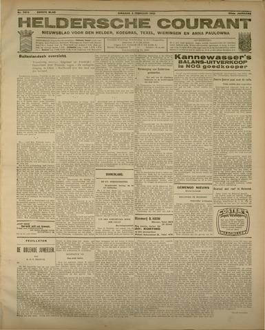Heldersche Courant 1932-02-02