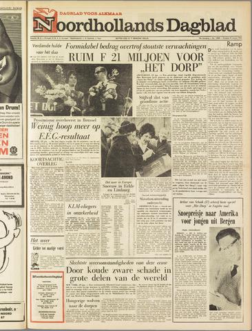Noordhollands Dagblad : dagblad voor Alkmaar en omgeving 1963-01-29