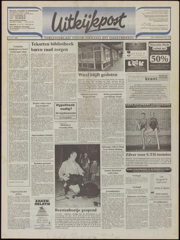 Uitkijkpost : nieuwsblad voor Heiloo e.o. 1998-07-08