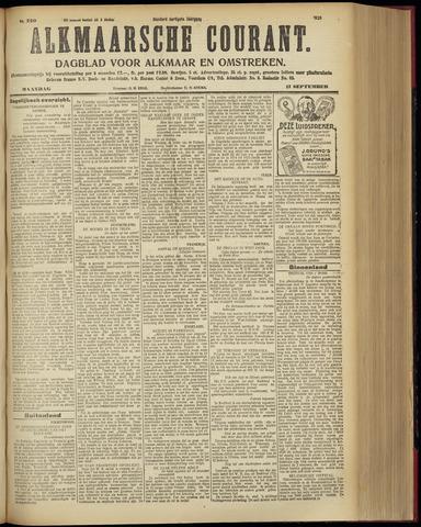 Alkmaarsche Courant 1928-09-17
