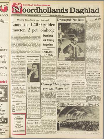 Noordhollands Dagblad : dagblad voor Alkmaar en omgeving 1964-12-23