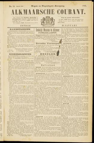 Alkmaarsche Courant 1897-01-31