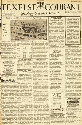 Texelsche Courant 1960-09-24