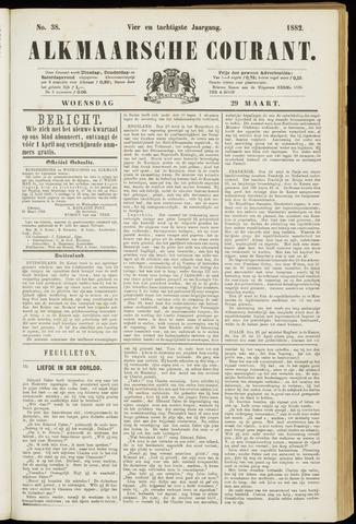 Alkmaarsche Courant 1882-03-29