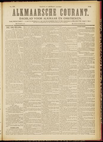 Alkmaarsche Courant 1916-12-19