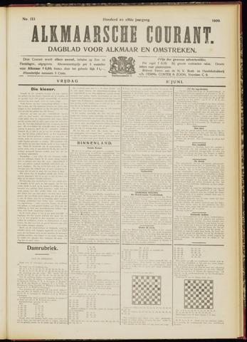 Alkmaarsche Courant 1909-06-11