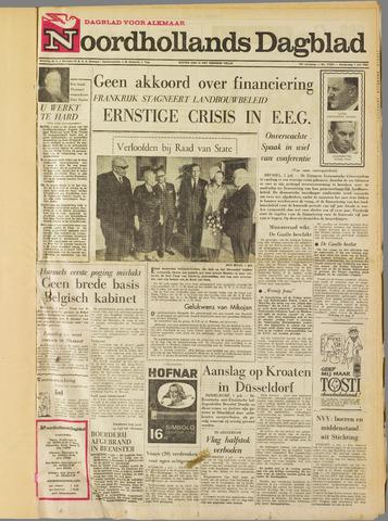 Noordhollands Dagblad : dagblad voor Alkmaar en omgeving 1965-07-01