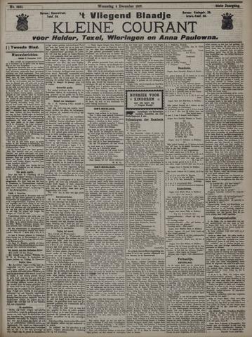 Vliegend blaadje : nieuws- en advertentiebode voor Den Helder 1907-12-04