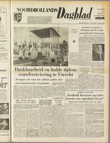 Noordhollands Dagblad : dagblad voor Alkmaar en omgeving 1953-05-18