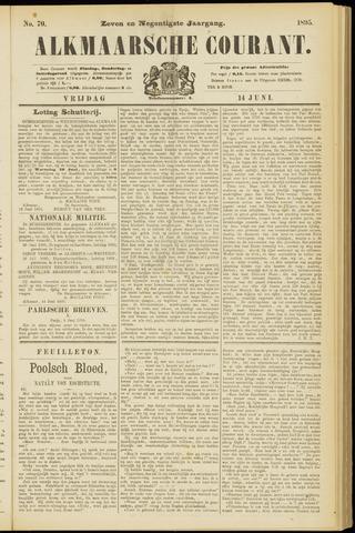 Alkmaarsche Courant 1895-06-14
