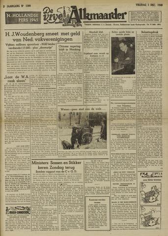 De Vrije Alkmaarder 1948-12-03