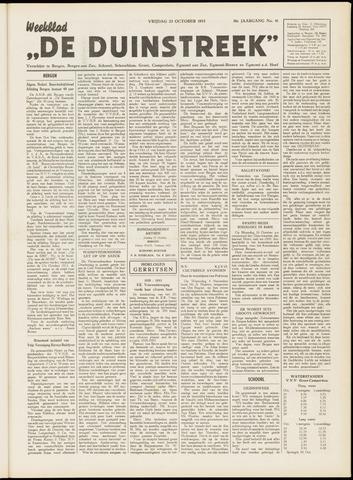 De Duinstreek 1953-10-23