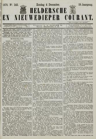 Heldersche en Nieuwedieper Courant 1870-12-04