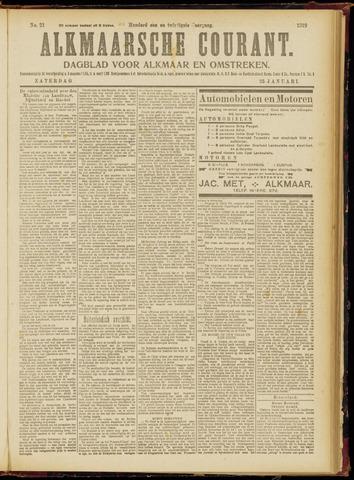 Alkmaarsche Courant 1919-01-25