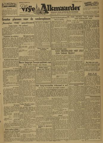De Vrije Alkmaarder 1946-03-15