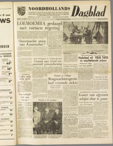 Noordhollands Dagblad : dagblad voor Alkmaar en omgeving 1960-06-24