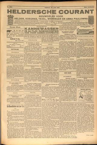 Heldersche Courant 1928-06-26
