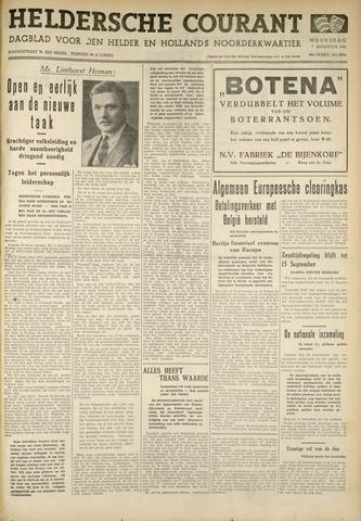 Heldersche Courant 1940-08-07