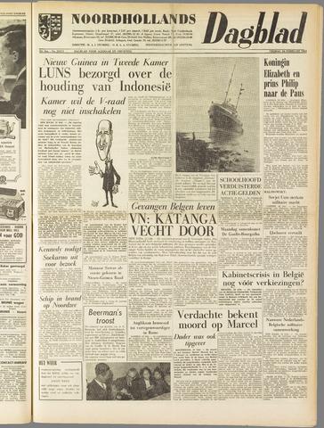 Noordhollands Dagblad : dagblad voor Alkmaar en omgeving 1961-02-24